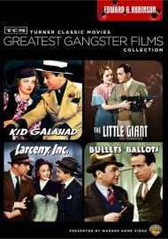 Greatest Classic Films: Gangsters - Edward G. Robinson Movie