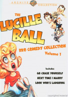 Lucille Ball RKO Comedy Collection, The: Volume 1 Movie