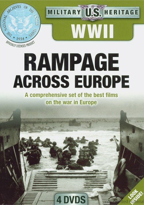 WWII: Rampage Across Europe Movie