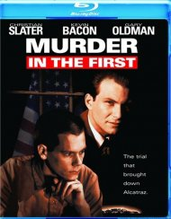 Murder In The First Blu-ray