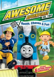 Awesome Adventures Vol. 2: Races, Chases & Fun Movie
