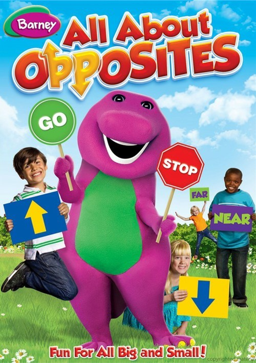 Barney: All About Opposites Movie