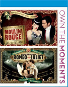 Moulin Rouge / Romeo And Juliet (Double Feature) Blu-ray