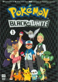 Pokemon: Black And White - Volume 1 Movie