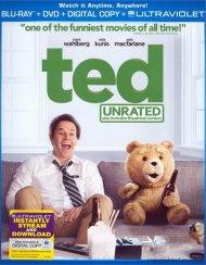 Ted (Blu-ray + DVD + Digital Copy + UltraViolet) Blu-ray