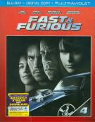 Fast & Furious (Blu-ray + Digital Copy + UltraViolet) Blu-ray