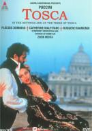 Tosca: Live In Rome Movie