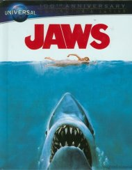 Jaws (Digibook + Blu-ray + DVD + Digital Copy + UltraViolet) Blu-ray
