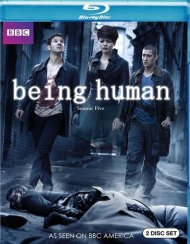Being Human: Season Five Blu-ray