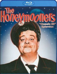 Honeymooners, The: Classic 39 Episodes Blu-ray