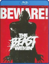 Beast Within, The Blu-ray