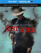 Justified: The Complete Fourth Season (Blu-ray + UltraViolet) Blu-ray