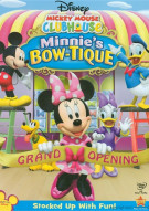 Mickey Mouse Clubhouse: Minnies Bow-Tique Movie