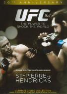 UFC 167: St. Pierre Vs. Hendricks Movie