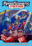 Transformers: Cybertron - The Complete Series Movie