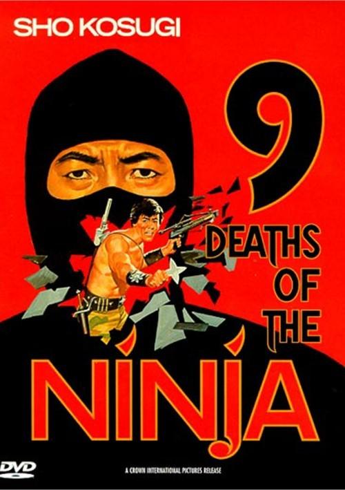 9 Deaths Of The Ninja Movie
