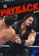 WWE: Payback 2015 Movie