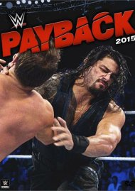 WWE: Payback 2015 Movie