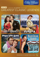 TCM Greatest Classic Films Legends: Esther Williams Vol. 2 Movie