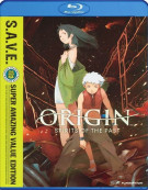 Origin: Spirits Of The Past S.A.V.E. - Special Edition Blu-ray