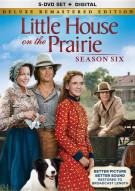 Little House On The Prairie: Season 6 Deluxe Remastered Edition (DVD + UltraViolet) Movie