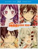 Inari, Kon Kon, Koi Iroha: The Complete Series + OVA (Blu-ray + DVD Combo) Blu-ray