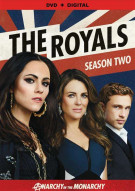 Royals, The: The Complete Second Season (DVD + UltraViolet) Movie