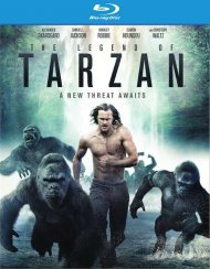Legend Of Tarzan, The (Blu-ray + DVD + UltraViolet) Blu-ray