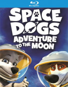 Space Dogs: Adventure To The Moon Blu-ray
