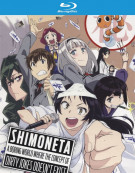 Shimoneta- Boring World Where Concept of Dirty Jokes Doesnt Exist (Blu-ray + DVD Combo) Blu-ray