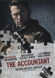 Accountant, The Movie
