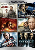 Nicolas Cage 6-Film Collection Movie