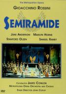 Metropolitan Opera, The: Semiramide - Giaoacchino Rossini Movie