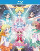 Sailor Moon: Crystal - Set 2 (Blu-ray + DVD) Blu-ray
