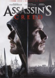 Assassins Creed (DVD + UltraViolet) Movie