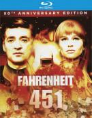 Fahrenheit 451 Blu-ray