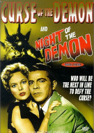Curse Of The Demon/ Night Of The Demon (Double Feature) Movie
