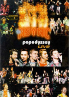 NSYNC PopOdyssey Live Movie