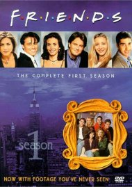 Friends: The Complete First Season Movie