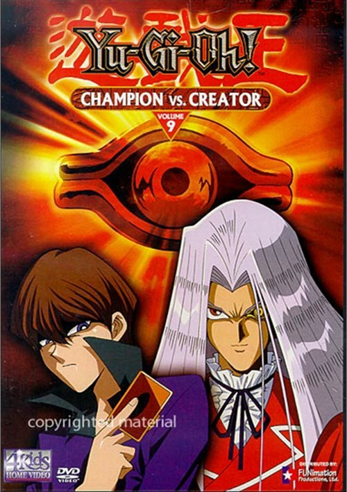 Yu-Gi-Oh! 9: Champion vs. Creator Movie