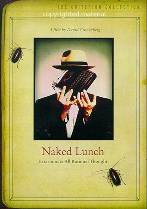 Naked Lunch: The Criterion Collection Movie