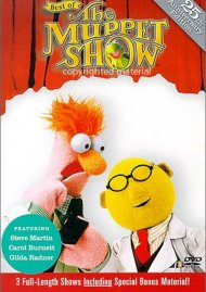 Best Of The Muppet Show: Steve Martin/ Carol Burnett/ Gilda Radner Movie