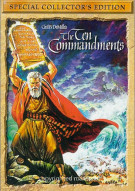 Ten Commandments: Special Collectors Edition Movie