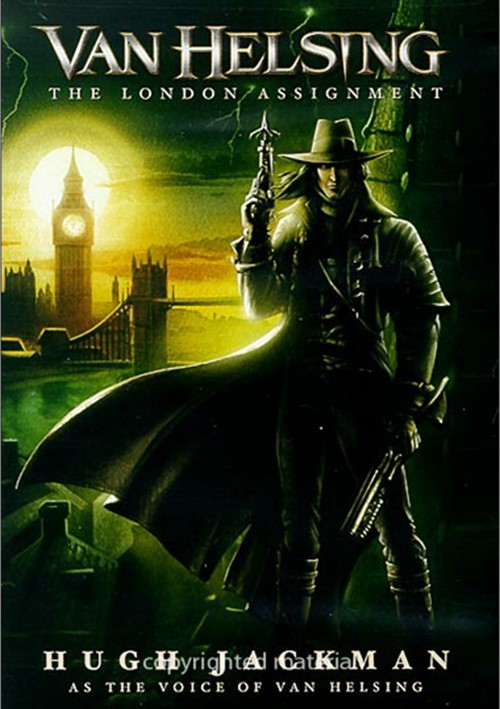 Van Helsing: The London Assignment Movie
