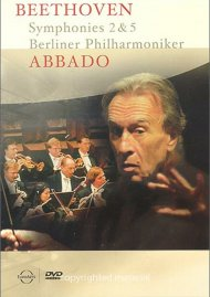 Abbado Beethoven Series, The: Symphonies Nos. 2 & 5 Movie