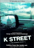 K Street:  The Complete Series Movie