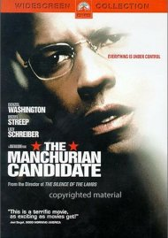 Manchurian Candidate, The (Widescreen) Movie