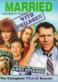 Married With Children: The Complete Third Season Movie