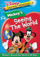Disney Learning Adventures: Mickeys Around The World In 80 Days Movie