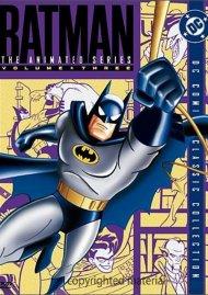Batman: The Animated Series - Volume 3 Movie
